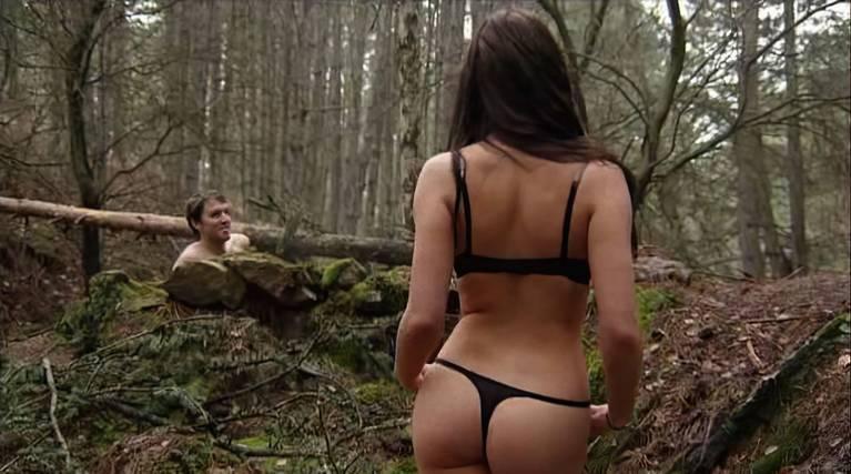 Talitha Luke-Eardley Nude Sexy Topless 11