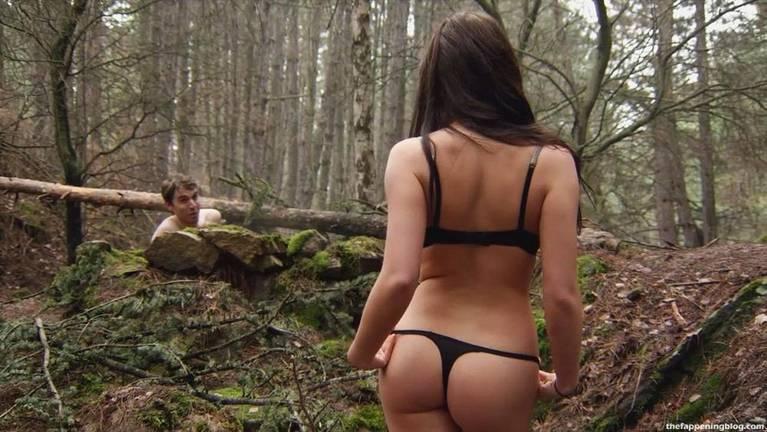 Talitha Luke-Eardley Nude Sexy Topless 16