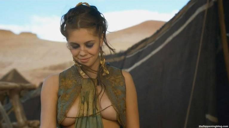 Talitha Luke-Eardley Nude Sexy Topless 19