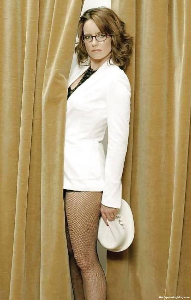 Tina Fey Nude Sexy 6