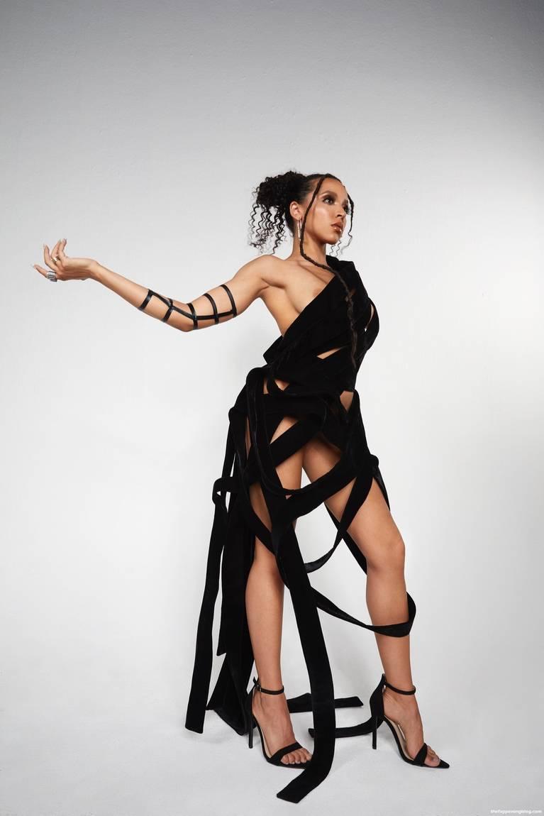 Tinashe Nude 1