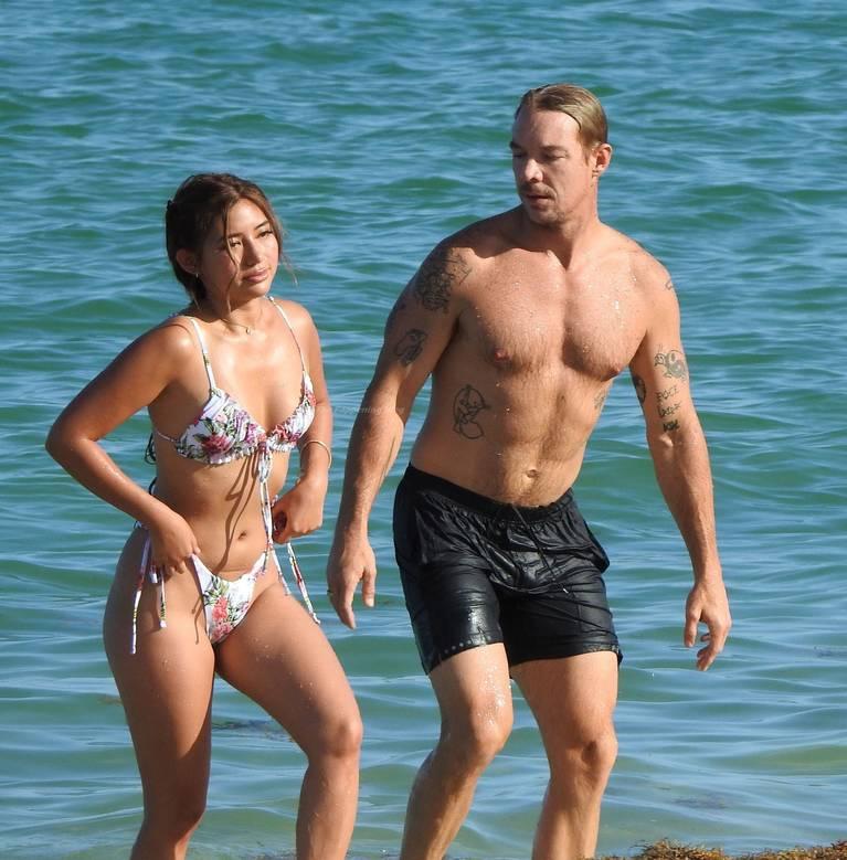 Unknown Sexy on Beach Bikini 1