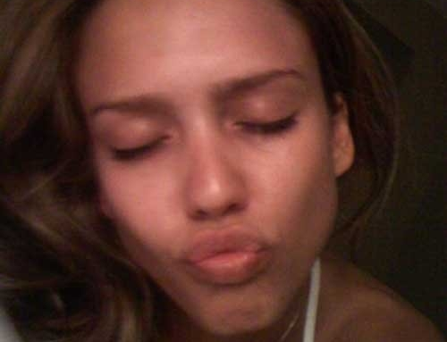 Jessica Alba Sexy Leaked TheFappening Pictures