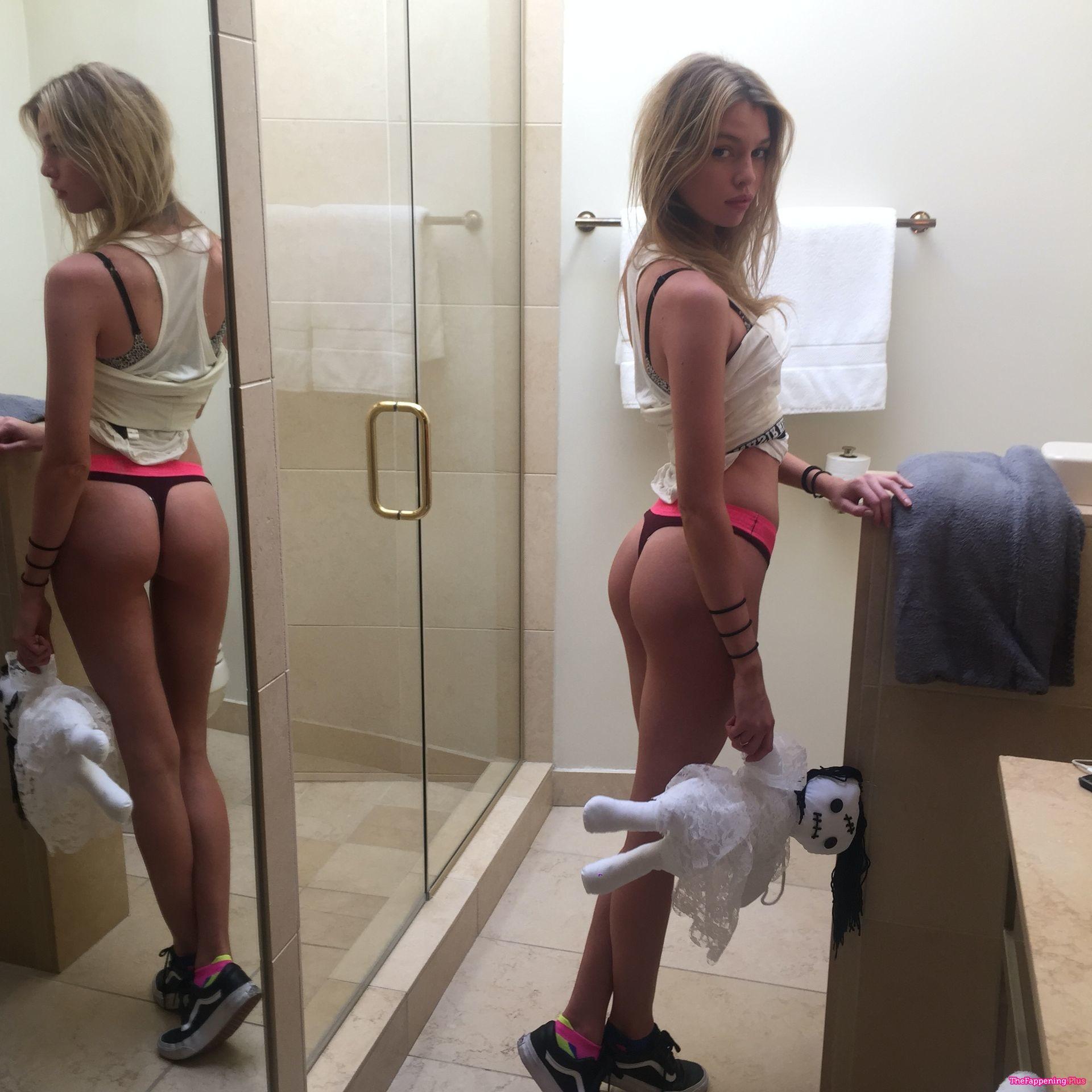 Stella maxwell topless